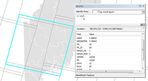 Downloading Landsat data