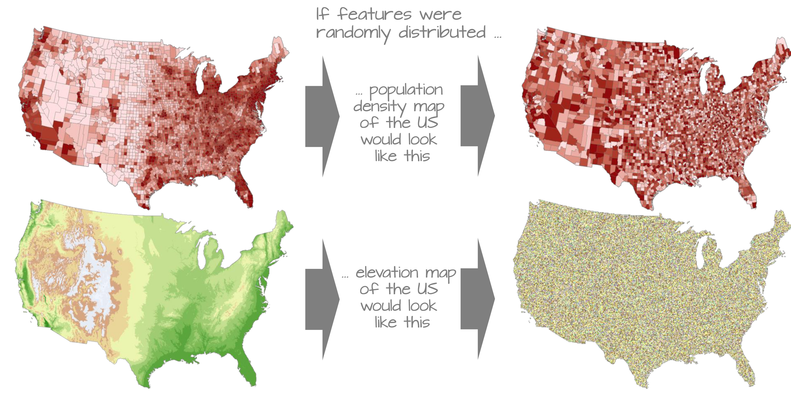 Chapter 13 Spatial Autocorrelation | Intro to GIS and